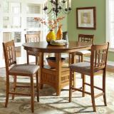 Liberty Furniture | Casual Dining 5 Piece Pub Sets in Winchester, Virginia 12212