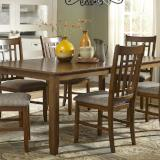 Liberty Furniture | Casual Dining 7 Piece Rectangular Table Sets in Winchester, Virginia 12216