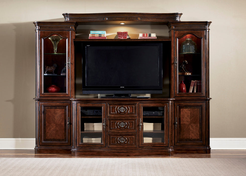 Liberty Furniture | Entertainment Center with Piers in Pennsylvania 1445