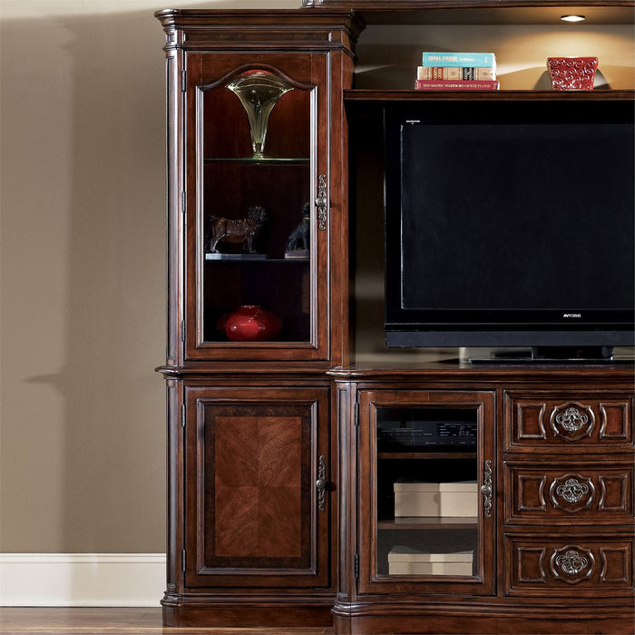 Liberty Furniture | Entertainment Center with Piers in Pennsylvania 4366