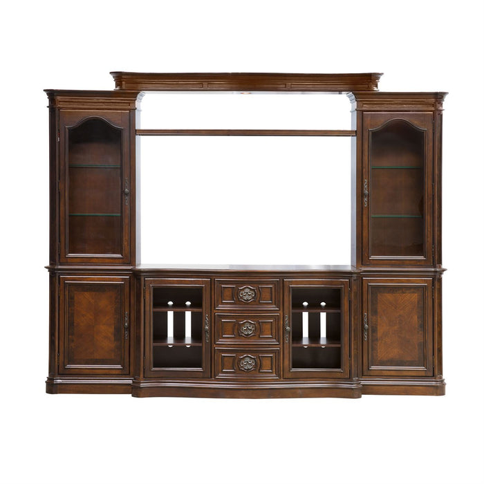 Liberty Furniture | Entertainment Center with Piers in Pennsylvania 4359