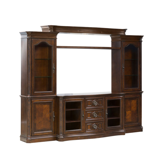 Liberty Furniture | Entertainment Center with Piers in Pennsylvania 4360