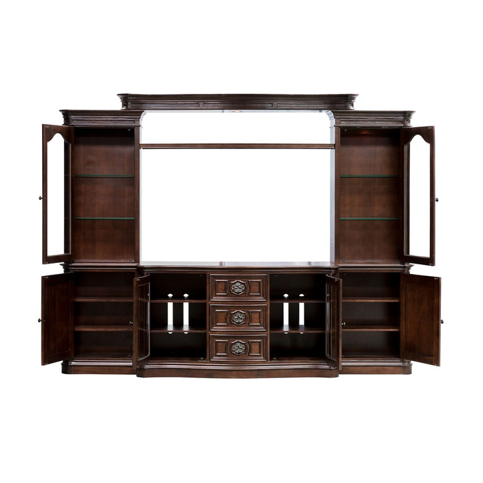 Liberty Furniture | Entertainment Center with Piers in Pennsylvania 4365