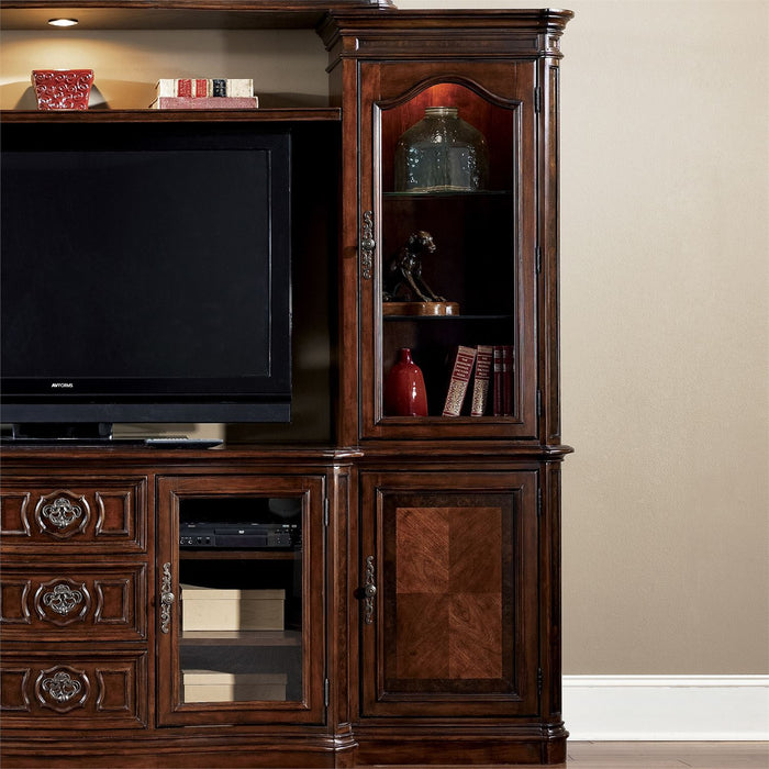 Liberty Furniture | Entertainment Center with Piers in Pennsylvania 4367