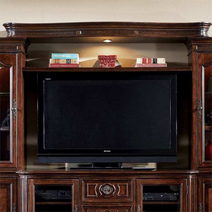 Liberty Furniture | Entertainment Center with Piers in Pennsylvania 4368