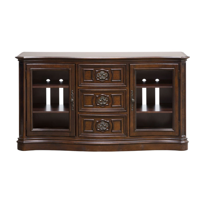 Liberty Furniture | Entertainment Center with Piers in Pennsylvania 4370