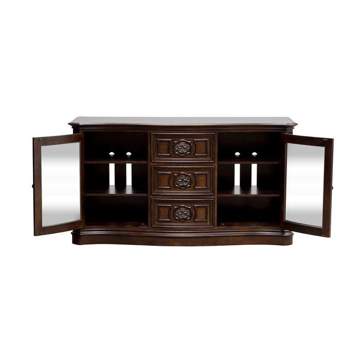 Liberty Furniture | Entertainment Center with Piers in Pennsylvania 4371