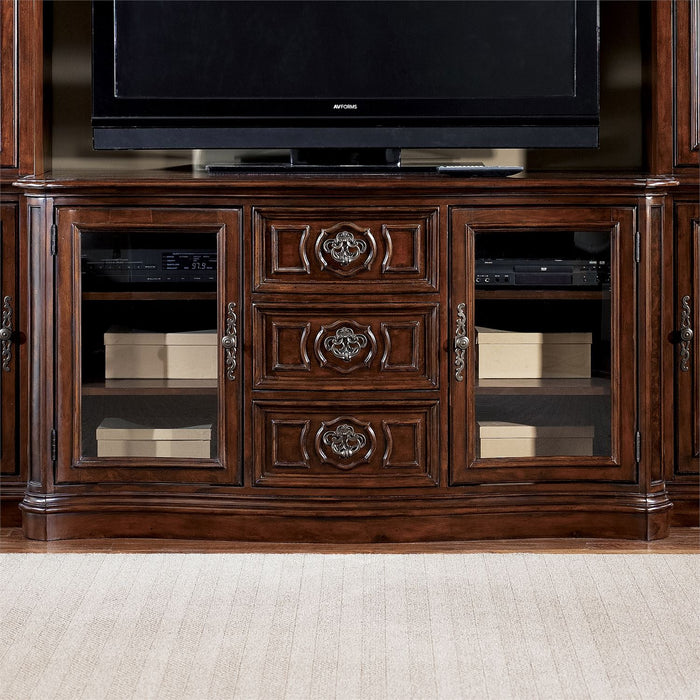 Liberty Furniture | Entertainment Center with Piers in Pennsylvania 4369
