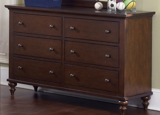 Liberty Furniture | Youth 6 Drawer Dressers in Richmond Virginia 1948