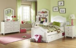 Legacy Classic Furniture | Youth Bedroom Panel Bed Full 3 Piece Bedroom Set in Winchester, Virginia 11118