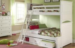Legacy Classic Furniture | Youth Bedroom Twin over Full Bunk Bed in Winchester, Virginia 11140