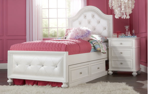 Legacy Classic Furniture | Youth Bedroom Upholstered Bed Full 3 Piece Bedroom Set in Winchester, Virginia 11132