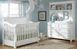 Legacy Classic Furniture | Youth Bedroom Nursery Bookcase/Hutch with Dresser in Lynchburg, Virginia 11073