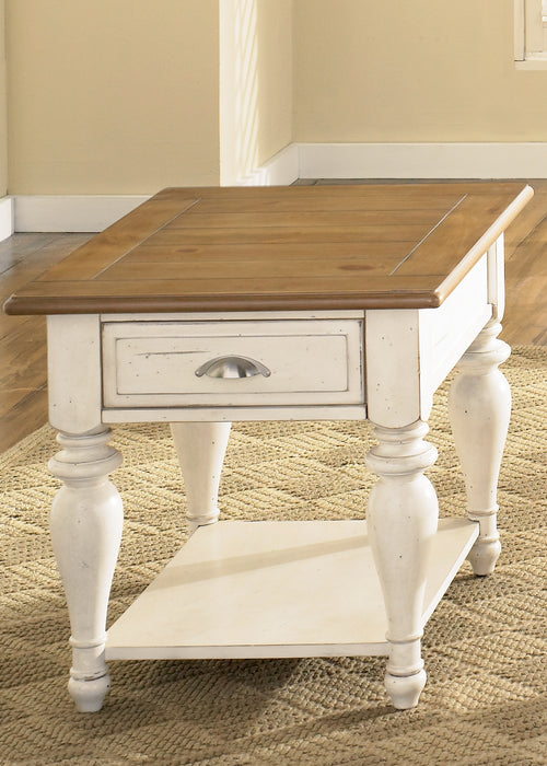 Liberty Furniture | Occasional Rectangular End Table in Richmond,VA 3209
