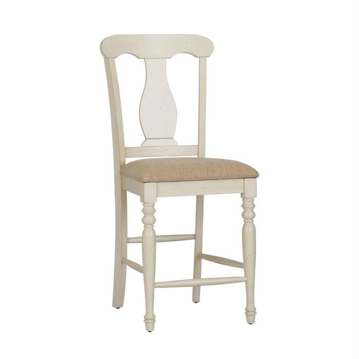 Liberty Furniture | Casual Dining Uph Splat Back Counter Chair in Richmond,VA 7927