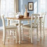 Liberty Furniture | Casual Dining 5 Piece Gathering Table Set in Winchester, VA 7948