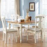 Liberty Furniture | Casual Dining 5 Piece Rectangular Table Set in Lynchburg, VA 7956