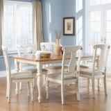 Liberty Furniture | Casual Dining 7 Piece Rectangular Table Set in Lynchburg, VA 7964