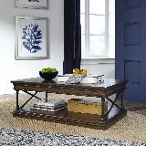 Liberty Furniture | Occasional Rectangular Cocktail Table in Richmond Virginia 18516