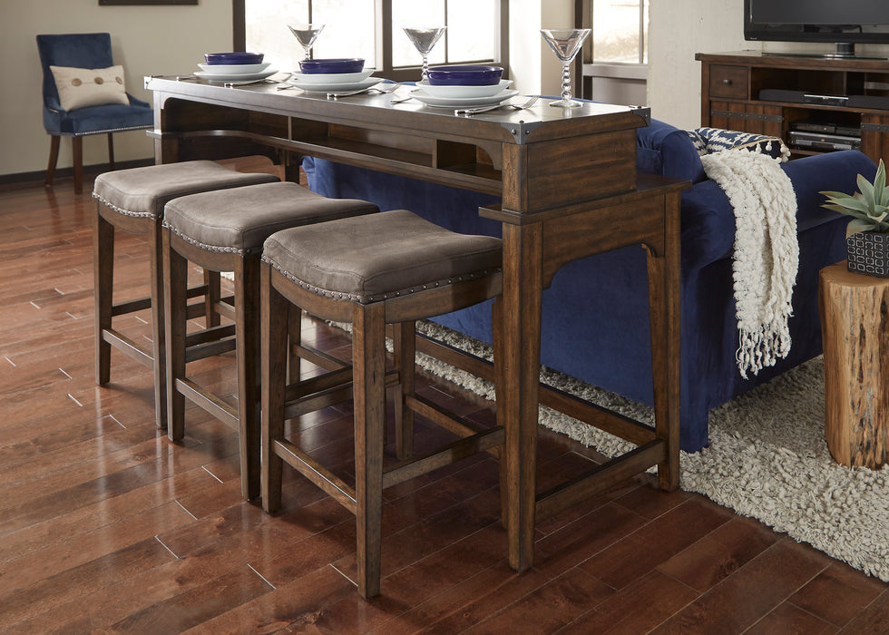 Liberty Furniture | Occasional 4 Piece Console Set in Charlottesville, Virginia 1463