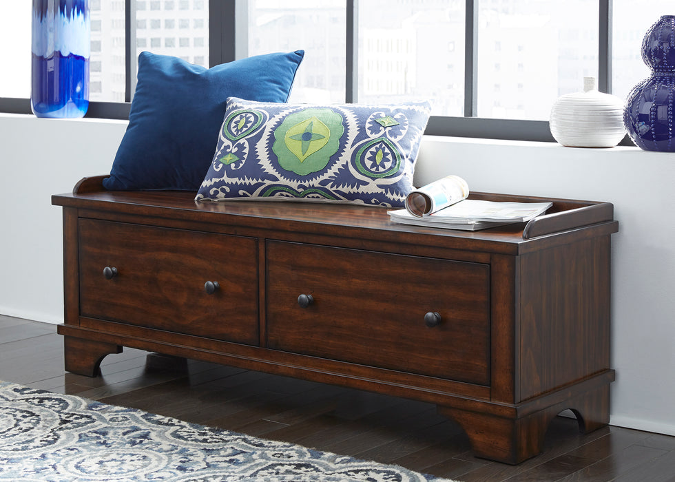 Liberty Furniture | Occasional Storage Hall Bench in Richmond Virginia 1457