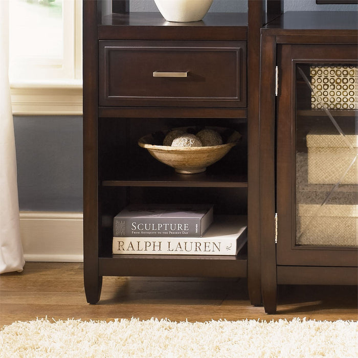 Liberty Furniture | Entertainment Center with Piers in Baltimore, Maryland 4332