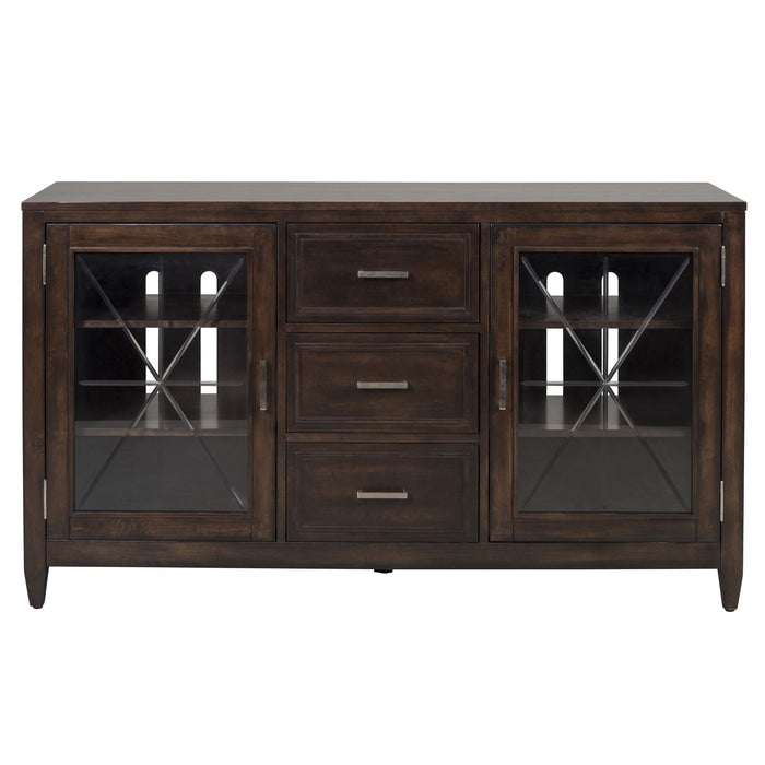 Liberty Furniture | Entertainment Center with Piers in Baltimore, Maryland 4335