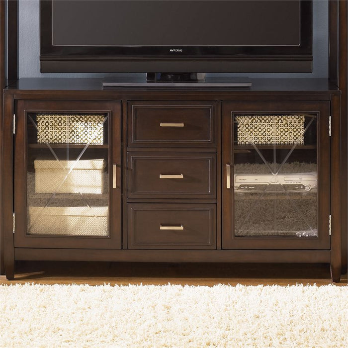 Liberty Furniture | Entertainment Center with Piers in Baltimore, Maryland 4334