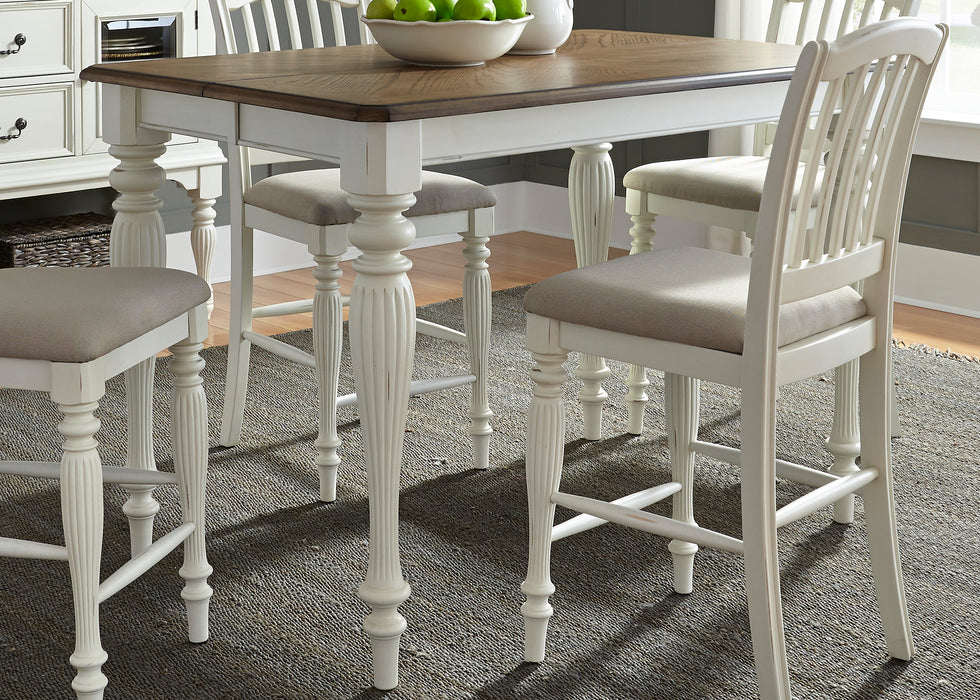 Liberty Furniture | Casual Dining 5 Piece Gathering Table Sets in Southern MD, MD 594