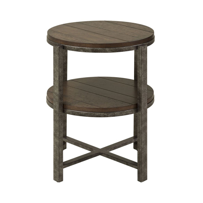 Liberty Furniture | Occasional Round End Table in Richmond Virginia 7287