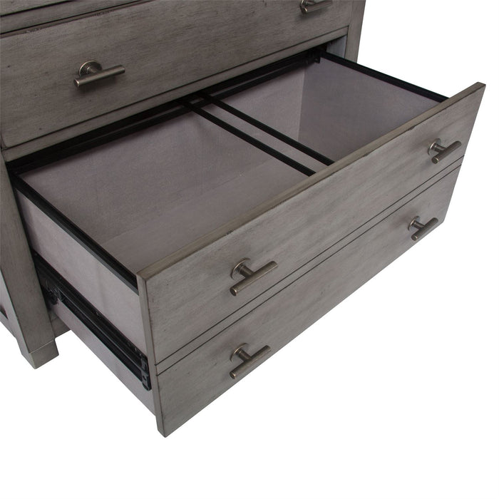 Liberty Furniture | Home Office Gray File Cabinet in Washington D.C, NV 4257