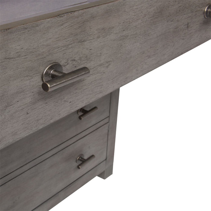 Liberty Furniture | Home Office Gray File Cabinet in Washington D.C, NV 4258