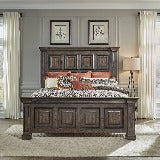 Liberty Furniture | Bedroom King Panel Bed in Lynchburg, Virginia 19140