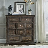 Liberty Furniture | Bedroom 10 Drawer Chesser in Winchester, Virginia 19119