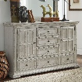 Liberty Furniture | Bedroom 2 Door 6 Drawer Dresser in Lynchburg, Virginia 18244