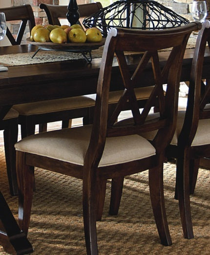 Legacy Classic Furniture | Dining X Back Side Chair in Richmond,VA 5562