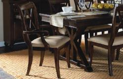 Legacy Classic Furniture | Dining X Back Arm Chair in Richmond,VA 5564