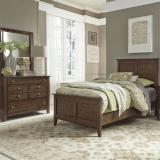 Liberty Furniture | Youth Full Panel 3 Piece Bedroom Set in Charlottesville, VA 5255