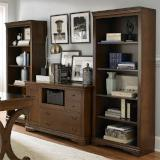 Liberty Furniture | Home Office Open Bookcases in Richmond Virginia 12879