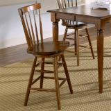 Liberty Furniture | Casual Dining 24 Inch Copenhagen Barstools - Tobacco in Richmond,VA 10400