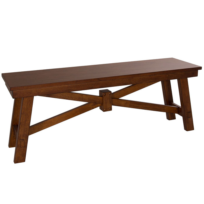 Liberty Furniture | Casual Dining Benches - Tobacco in Richmond Virginia 10414