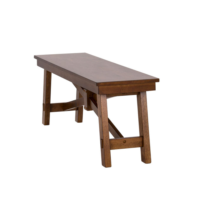 Liberty Furniture | Casual Dining Benches - Tobacco in Richmond Virginia 10416