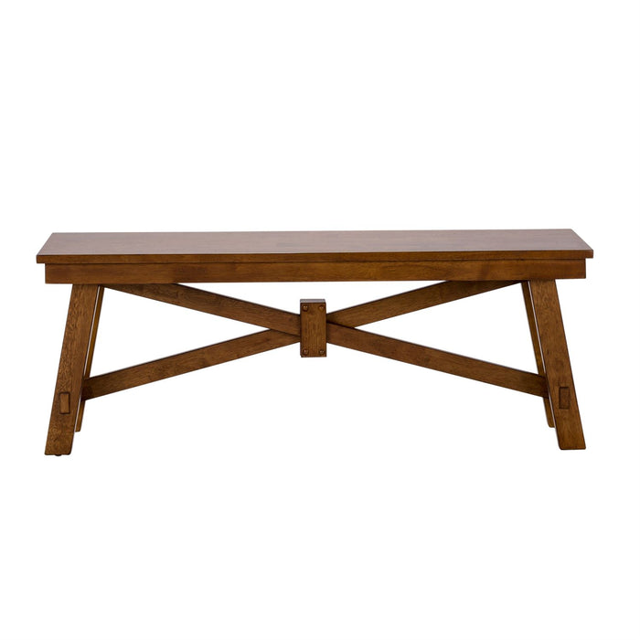 Liberty Furniture | Casual Dining Benches - Tobacco in Richmond Virginia 10413
