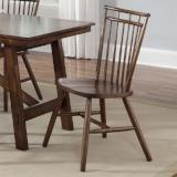 Liberty Furniture | Casual Dining Spindle Back Side Chairs - Tobacco in Richmond,VA 10424