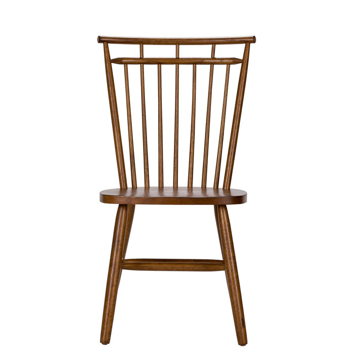 Liberty Furniture | Casual Dining Spindle Back Side Chairs - Tobacco in Richmond,VA 10426