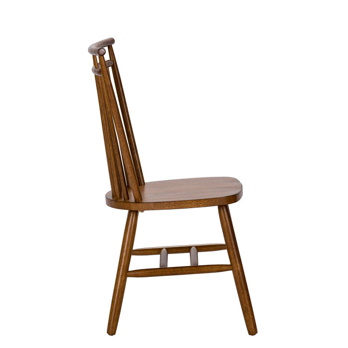 Liberty Furniture | Casual Dining Spindle Back Side Chairs - Tobacco in Richmond,VA 10427