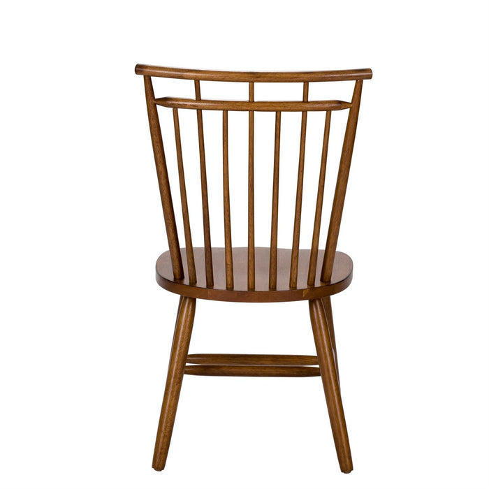 Liberty Furniture | Casual Dining Spindle Back Side Chairs - Tobacco in Richmond,VA 10428