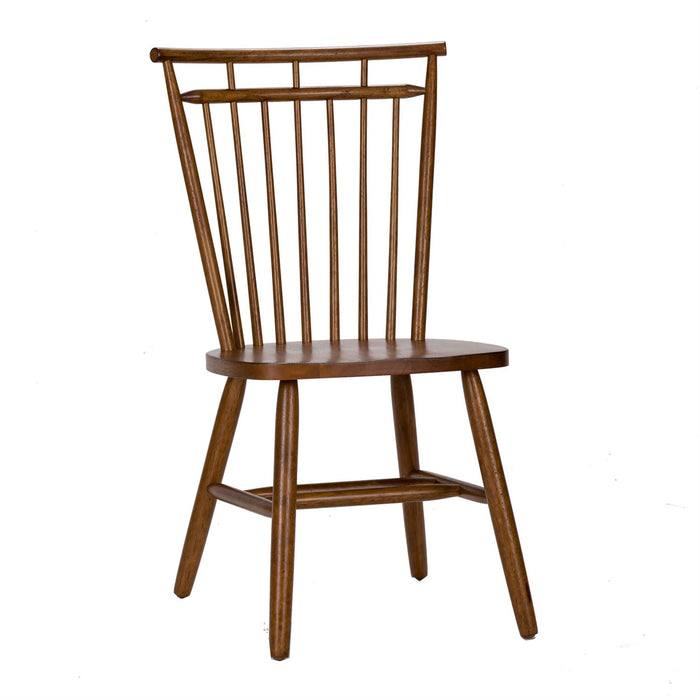 Liberty Furniture | Casual Dining Spindle Back Side Chairs - Tobacco in Richmond,VA 10425