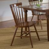 Liberty Furniture | Casual Dining Copenhagen Side Chairs - Tobacco in Richmond,VA 10412