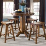Liberty Furniture | Casual Dining 5 Piece Pub Sets in Richmond Virginia 10448